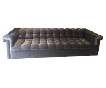 Montauk Velvet Sofa