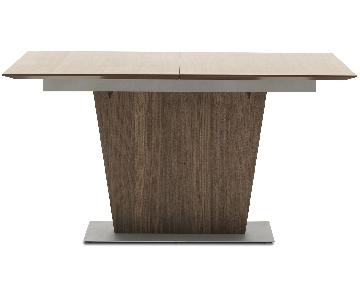 BoConcept Milano Expandable Dining Table w/ Supplementary Ta