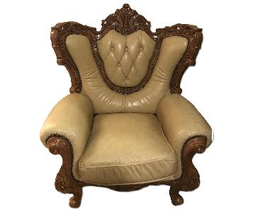Royal Leather Chair