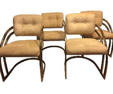 Milo Baughman Vintage Dining Chairs