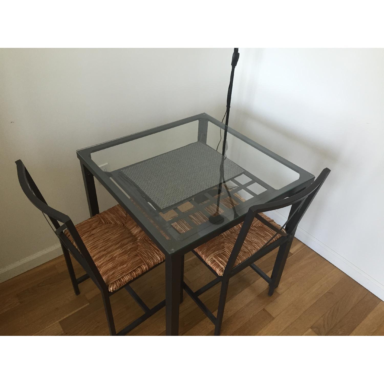 Ikea Granas Dining Table W 2 Chairs Aptdeco