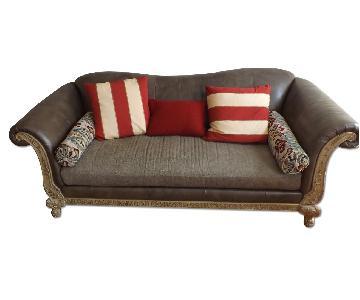 Sofa + Chair + Bench