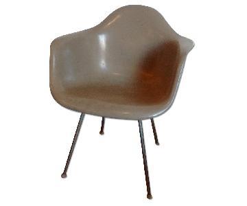 Herman Miller Fiberglass Eames Armchair