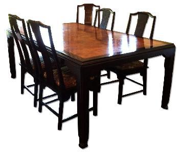 Century Furniture 7 Piece Dining Set