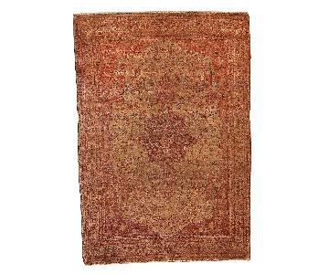 Antique 1900s Turkish Sivas Rug