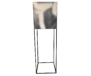 B&B Italia Jean Marie Massaud's Cubik Floor Lamp