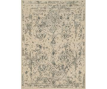 One Kings Lane Journey Antique Ivory Slate Rug