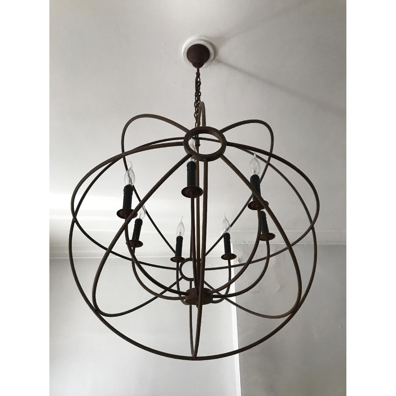 restoration hardware orb chandelier restoration hardware orb chandelier0