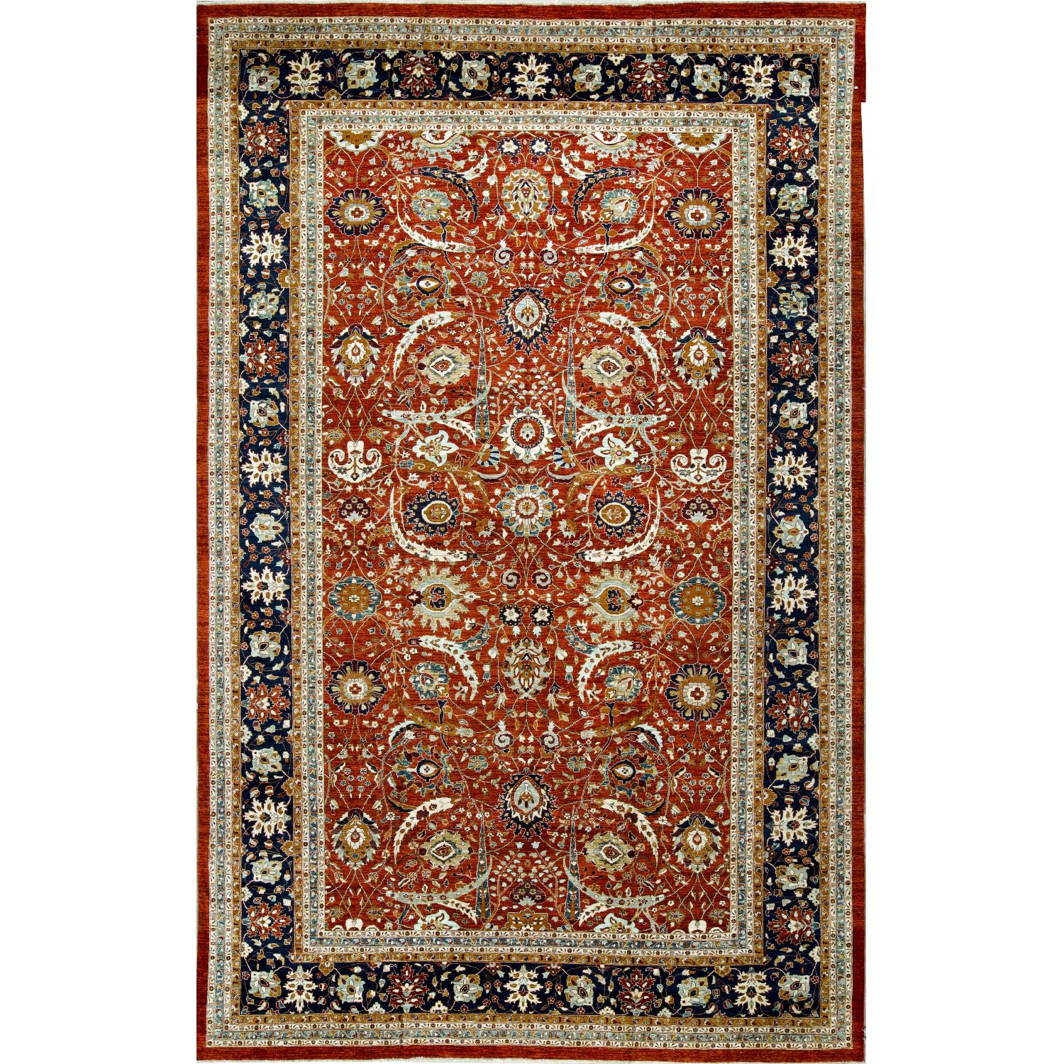 Bokara Rug Co. Traditional Hand Woven Rug