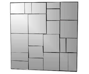 CB2 Perspective Wall Mirrors