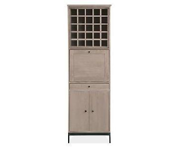 Room & Board Linear Bar Cabinet