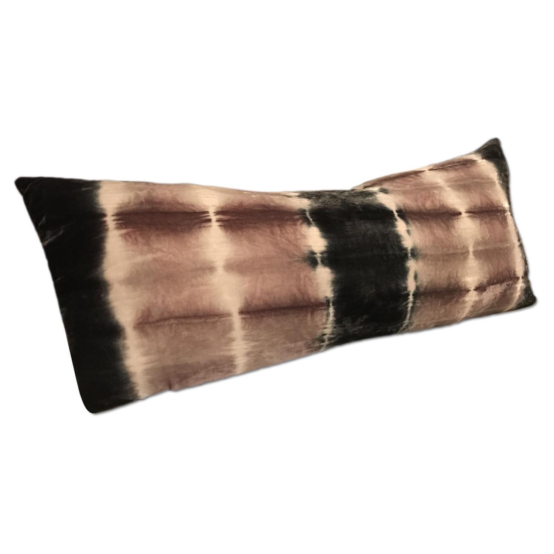 ABC Carpet and Home Kevin O'Brien Rorschach Velvet Pillow