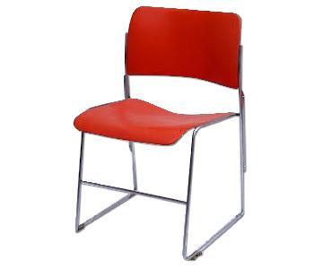GF David Rowland's 40/4 Mid Century Modern Stacking Chair