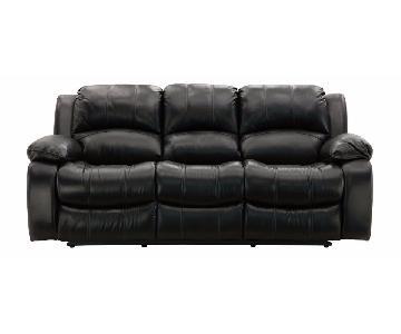 Raymour & Flanigan Bryant ll Power-Reclining Sofa