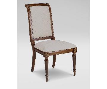Ethan Allen Adison Side Dining Chairs