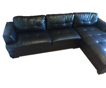 Wayfair Leather Sectional Couch