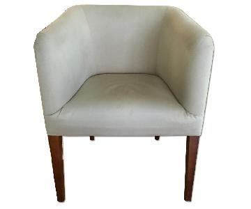 Liberty Furniture Linen Dining Chairs