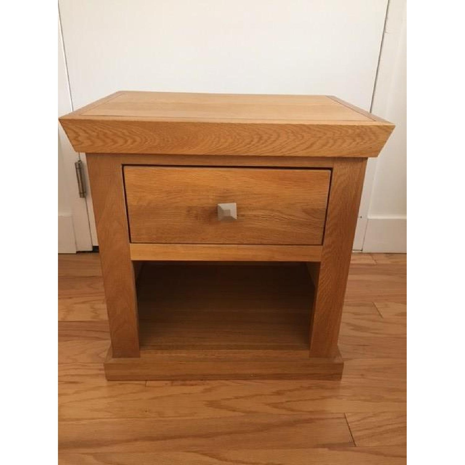 Cargo Home Cargo Home Shop Oak Nightstands Aptdeco