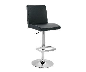 Coaster Fine Furniture Black Bar Stools
