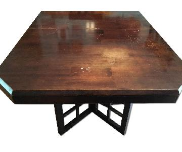 World Market Cost Plus Dining Table