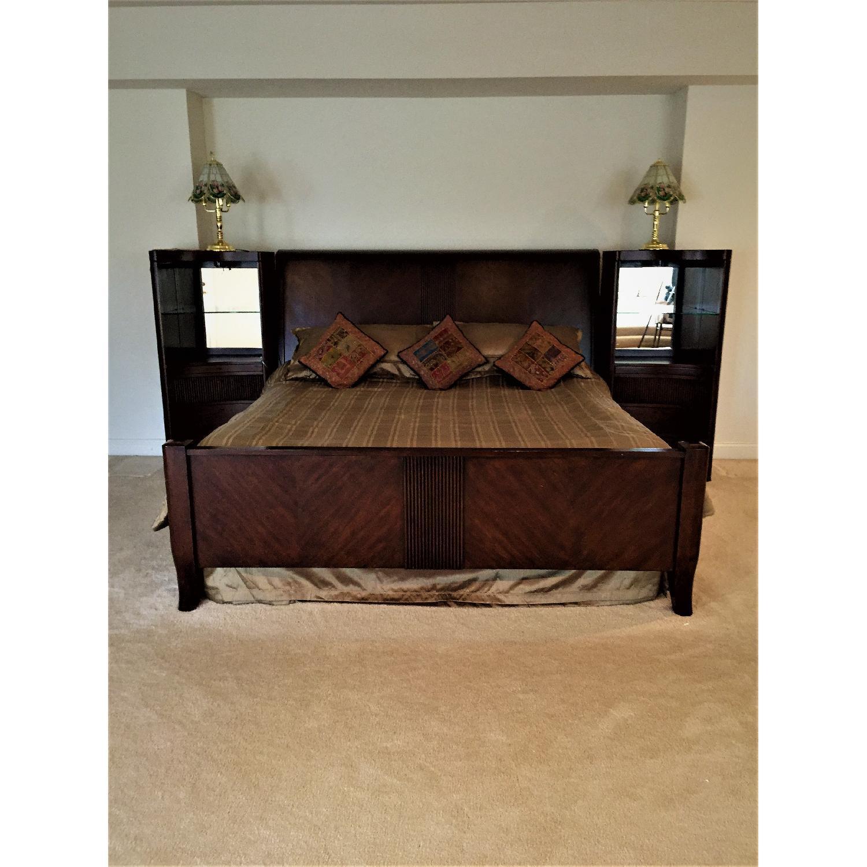 Ashley King Size 7 Piece Bedroom Set