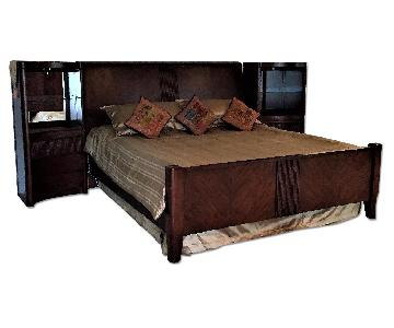 Ashley's King Size 7 Piece Bedroom Set