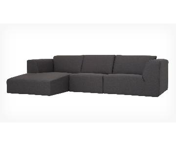 EQ3 3-Piece Sectional Sofa