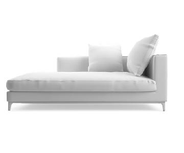 Camerich Crescent Chaise Lounge