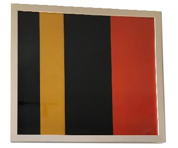 Brice Marden Framed - Annunciation Painting Large Print