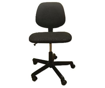 Mid-Back Rolling Office Task Chair