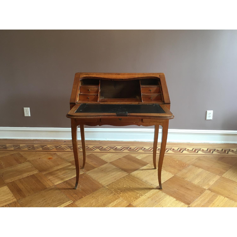 Antique French Writing Desk Secretary AptDeco