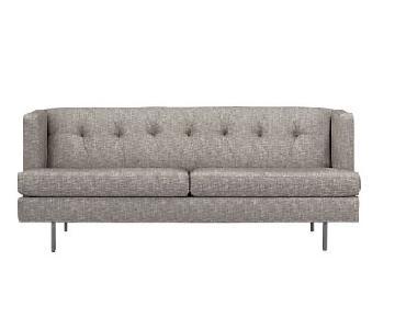 CB2 Avec Tweed Sofa