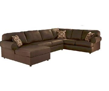 Ashley's 3-Piece Sectional Sofa w/ Chaise