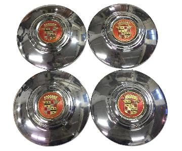 1941-1953 Cadillac Hubcap Covers