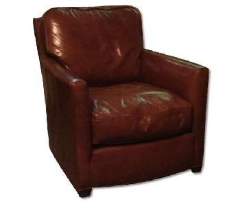Safavieh Leather Reading Chair