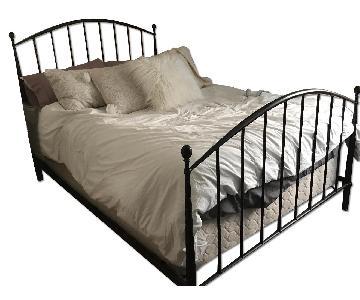 Full Modern Bed Frame