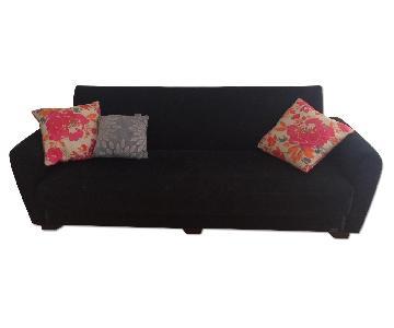 Beyan Orlando Sleeper Sofa w/ Storage & Pillows