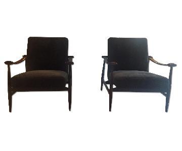 Vintage 1960's Brazillian Armchairs