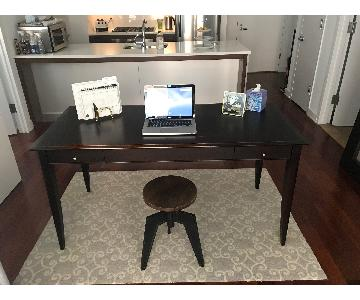 Crate & Barrel Vendome Desk