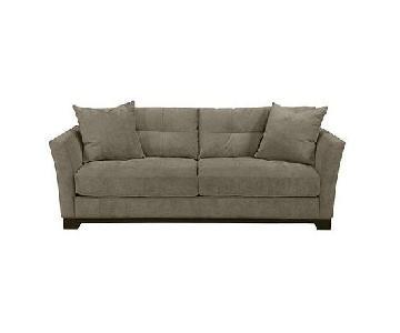 Macy's Elliot Microfiber Sleeper Sofa