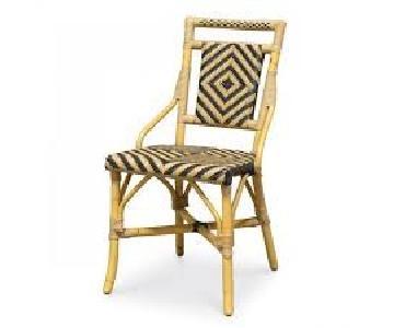 Palecek Patio Anselmo Rattan Chair