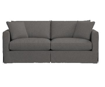 Crate & Barrel Willow Sofa