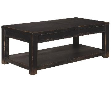 Ashley's Gavelston Coffee Table