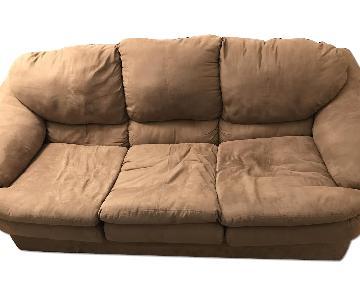 Microfiber 3 Seater Sofa