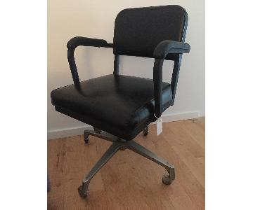 Vintage 1950s Office Chair