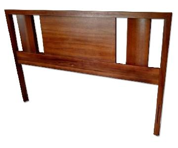 Johnson Carper Mid Century Twin Size Headboard