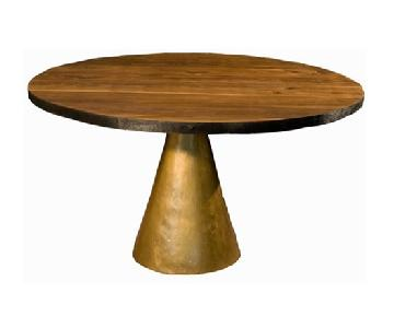 Organic Modernism Cone Dining Table