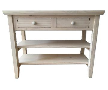 Home Decorator's Collection Console Table