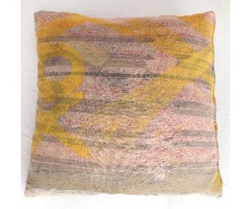 ABC Carpet and Home Graffiti Pillow