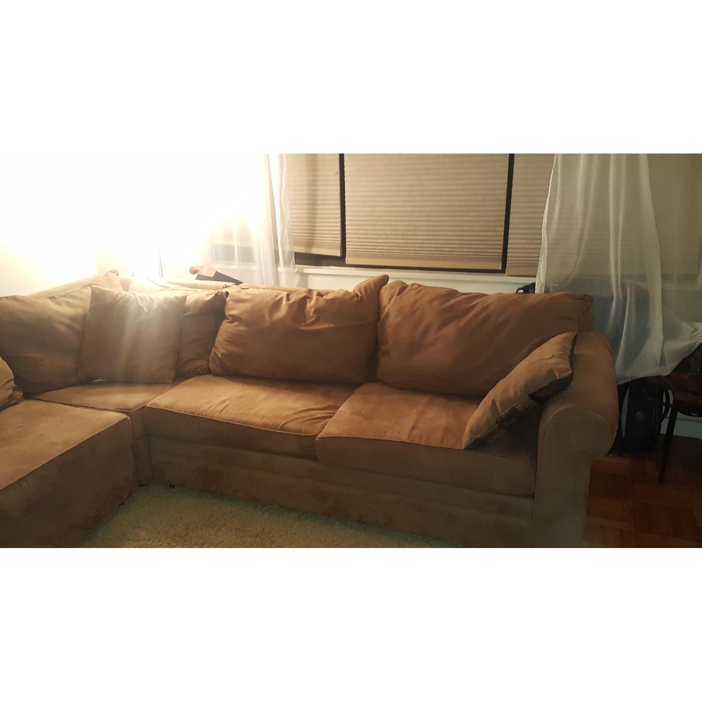 Bob\'s 3 Piece Large Sectional Sofa